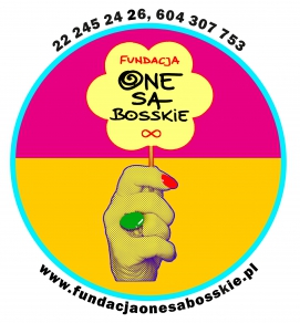 Fundacja One Sa Bosskie. logo. All rightsreserved.